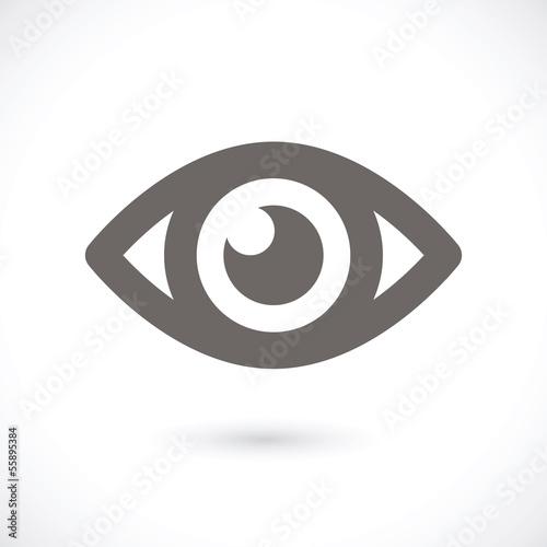 Eye icon - 55895384