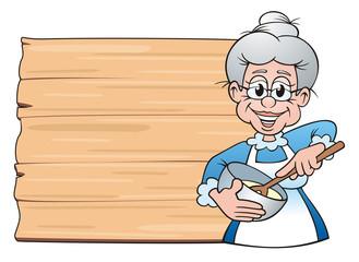 Grandma's Board
