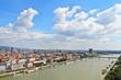 Bratislava, Slovakia - aerial view