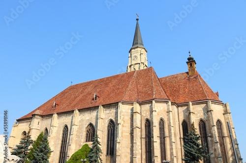 Romania - Cluj-Napoca, Gothic church