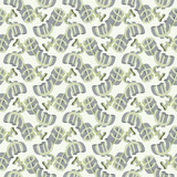 Abstract seamless pattern with money. - 55901928