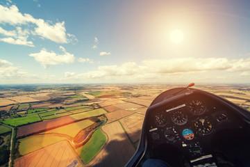 flying glider