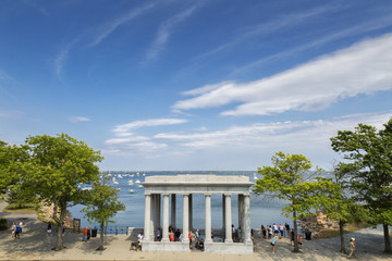 The Plymouth Rock