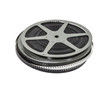 Vintage Home Movie Film Reel and Can