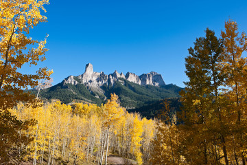 Colorado Chimney Rock National Monument