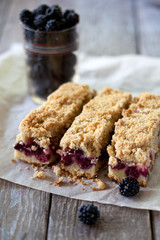 Blackberry bar