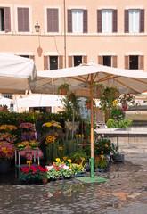 Campo de' fiori - Rome Italy