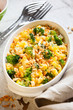 pasta and broccoli casserole