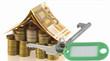 concept coût de l'immobilier