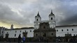chiesa di quito time lapse