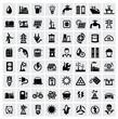 energy icons - 55917576