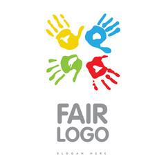 Fair hands logo