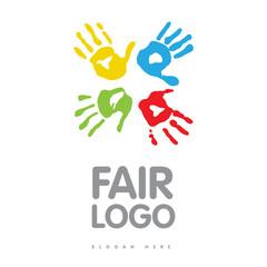 Fair hands logo