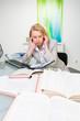 zu viel stress bei der arbeit