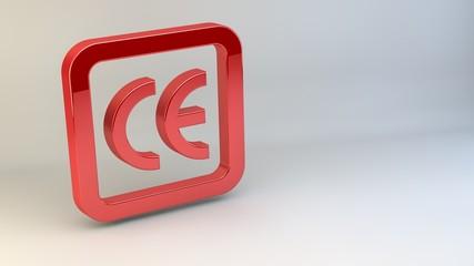 3D CE işareti
