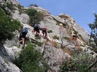 Trekking Selvaggio Blu, Sardegna