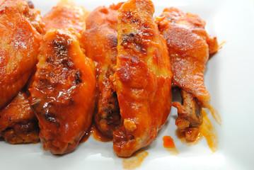 Saucy Buffalo Wings