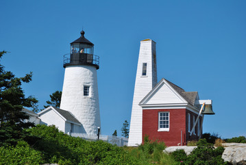 Pemaquid Light, Maine, USA