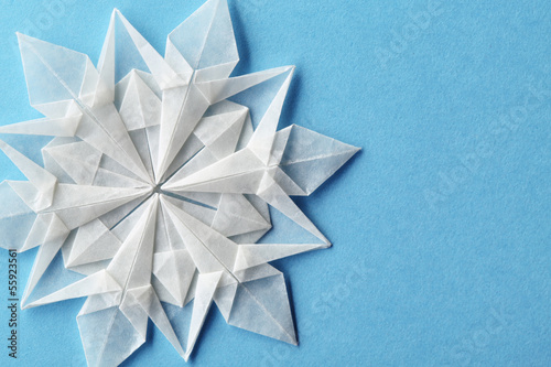 christmas snowflake paper 3d
