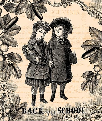Back to school © lynea