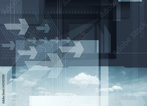corporate design background