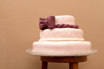 Fondant cake