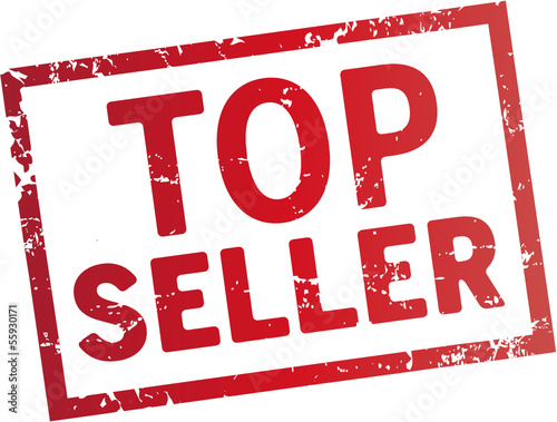 roter stempel Top Seller
