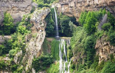Cataratas de Sant Miquel del Fai, Barcelona