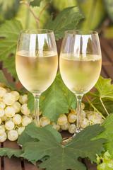 Due bicchieri di vino