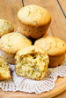 Cornbread cakes