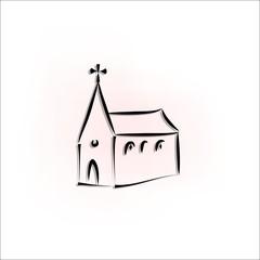 church romantic icon