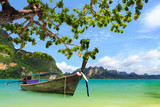 Tropical beach, Krabi, Thailand