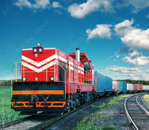freight train - 55935505