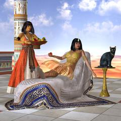 Egyptian Cleopatra