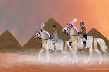 Great Pyramids and Nobility