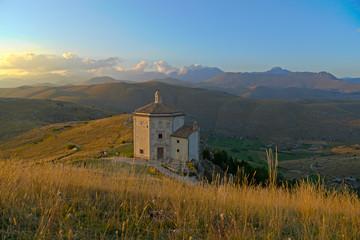 Santa Maria della Pietà, Rocca Calascio