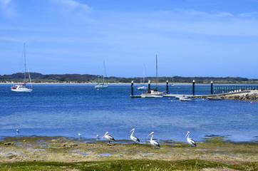 American River, Kangaroo Island, South Australia