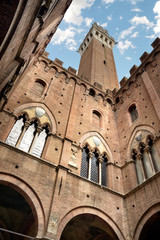 Palazzo pubblico - Siena