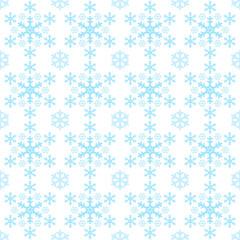 雪の結晶パータン