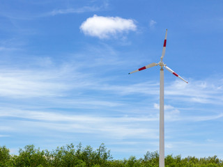 Wind energy - turbines