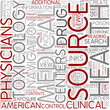 Medical toxicology Word Cloud Concept