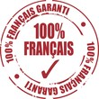 tampon 100% français