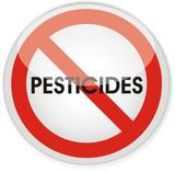 panneau pesticides poster