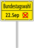 Bundestagswahl 22.September