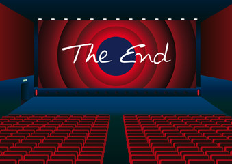 Cinema-The end