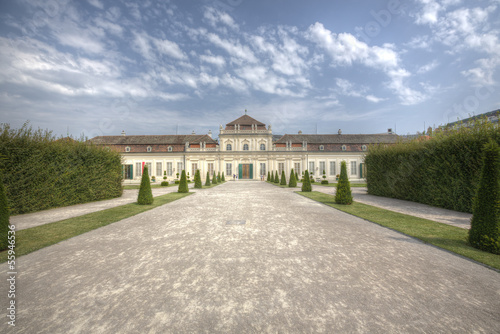 Vienna - Belvedere