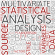 Multivariate analysis Word Cloud Concept