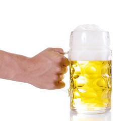 Mass Bier trinken