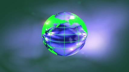 Mondo verde schermo Altois