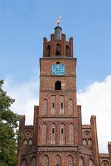 Rathaus von Brandenburg